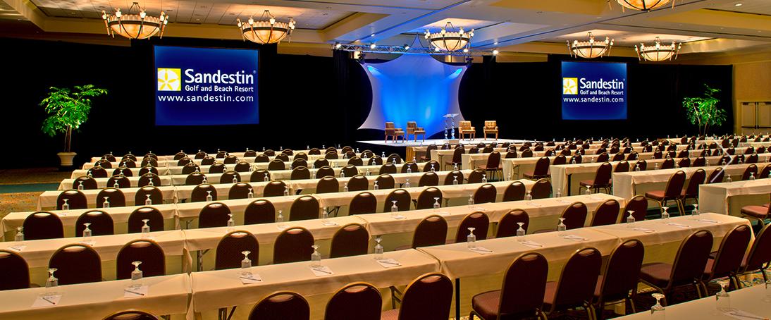Mullinax Ford Mobile Al >> Sanders Hyland | Linkside Convention Center in Sandestin, FL