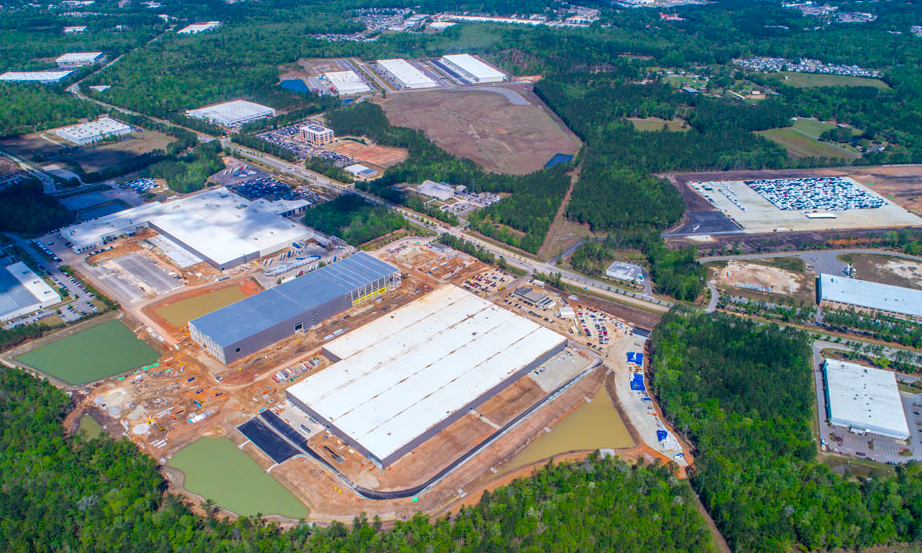 Mercedes Benz Nashville >> Sanders Hyland | Mercedes Benz Plant expansion in South ...